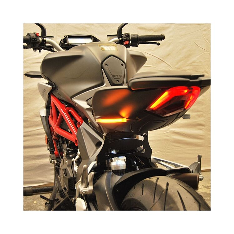 New Rage Cycles LED Fender Eliminator MV Agusta Brutale 800 / RR 2017