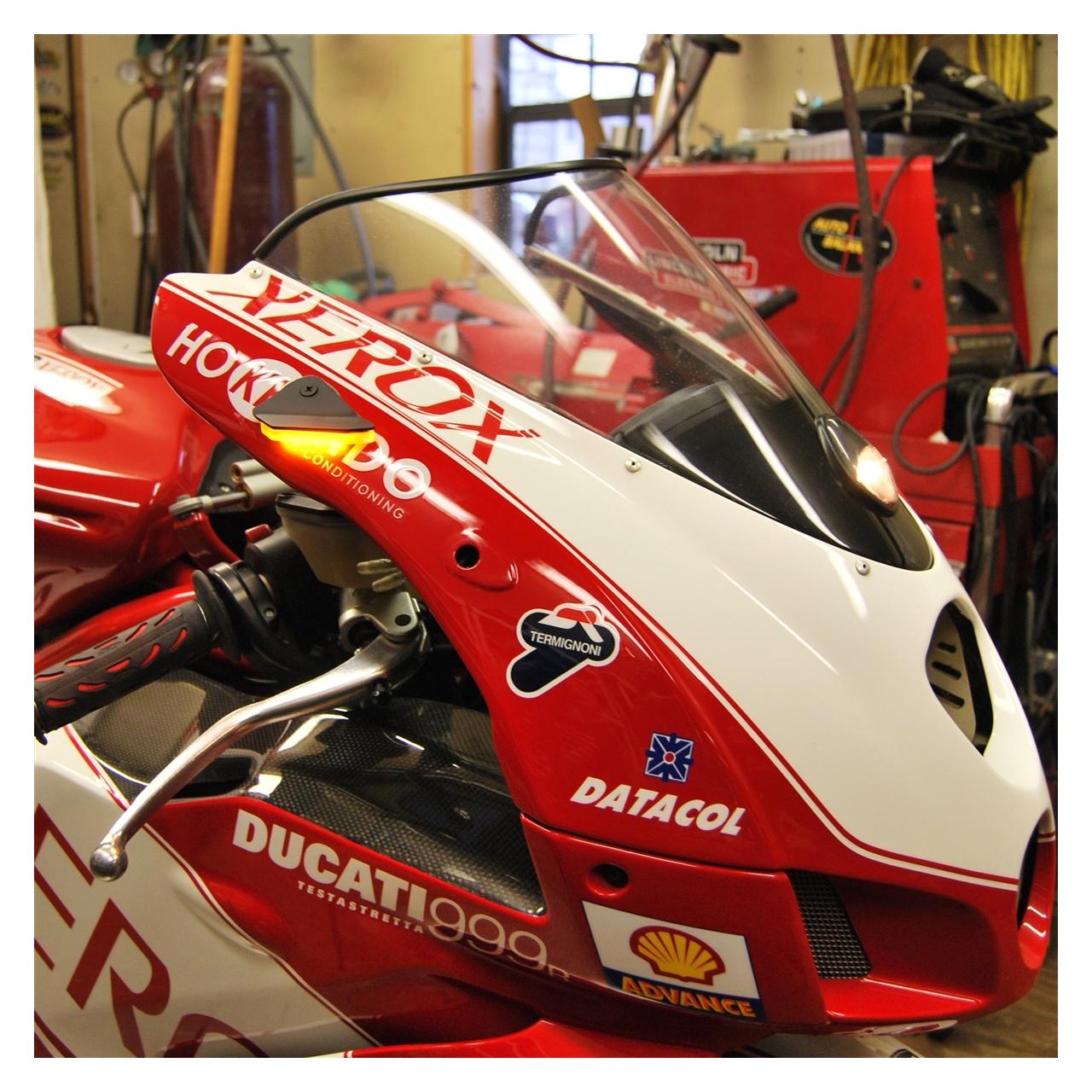 Ducati 999 Fender Eliminator Kit New Rage Cycles