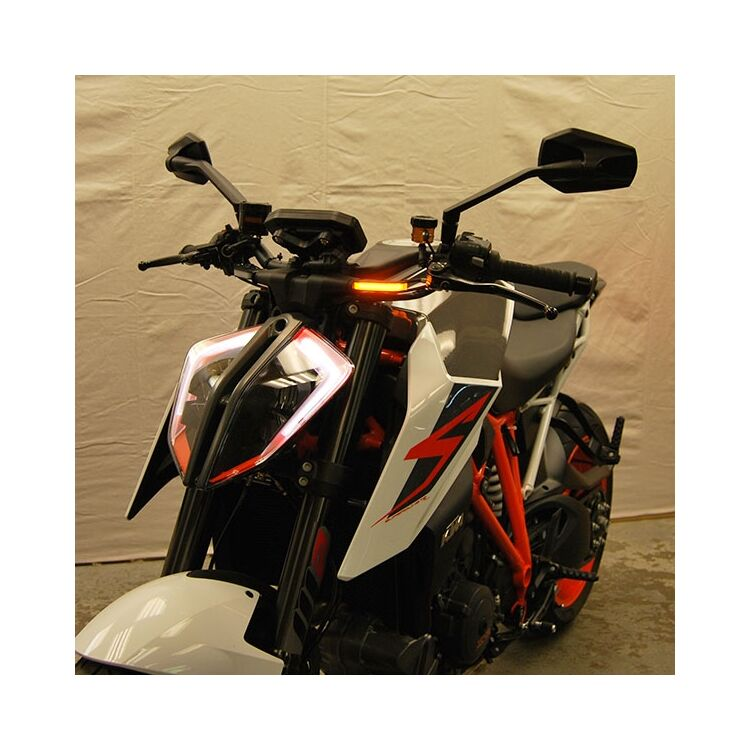 New Rage Cycles LED Front Turn Signals KTM 1290 Superduke R 2014-2019