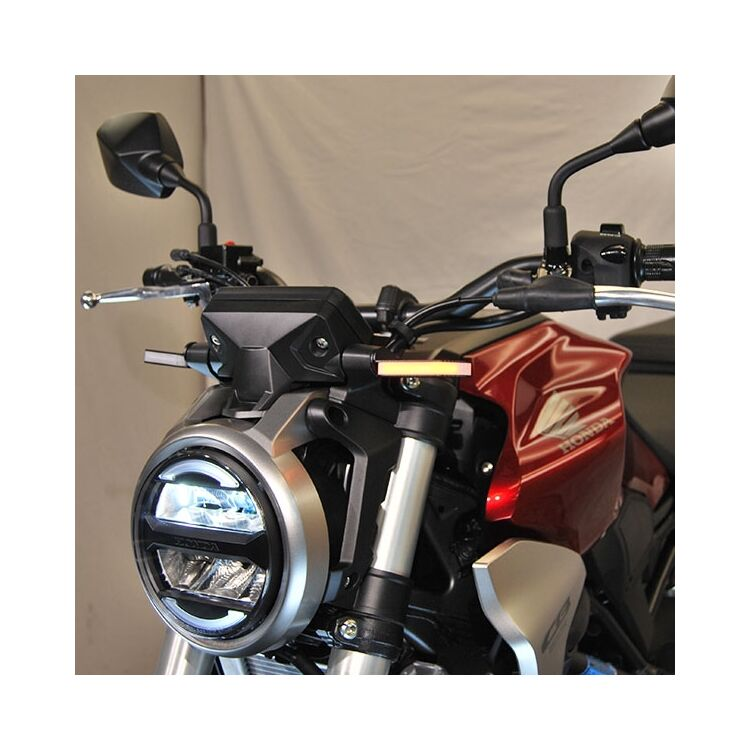 New Rage Cycles LED Front Turn Signals Honda CB300R 2019-2021