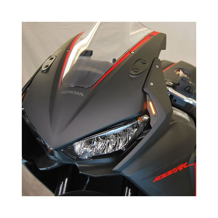 New Rage Cycles LED Front Turn Signals Honda CBR1000RR 2017-2021