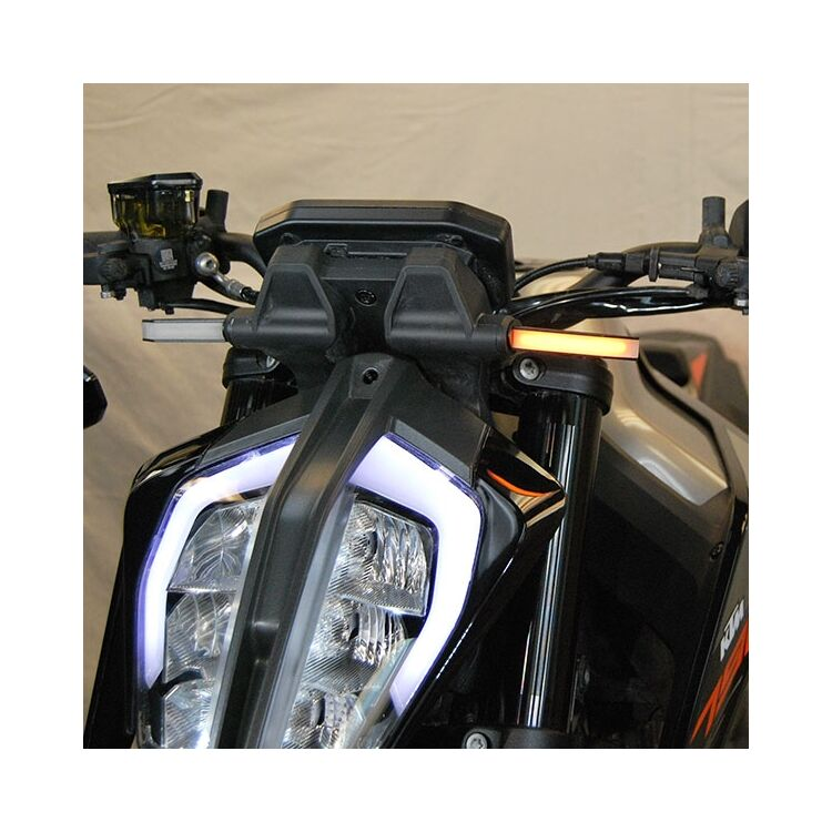 New Rage Cycles LED Front Turn Signals KTM 790 Duke 2018-2020