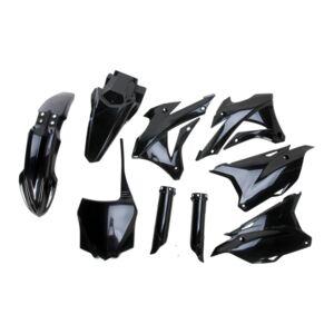 Acerbis Lower Fork Guards Black #2374060001 Kawasaki KX85//KX100 2014-2017