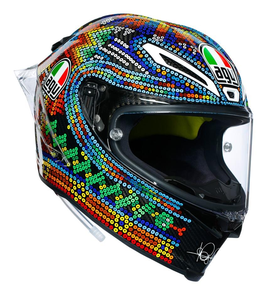 agv pista gp r carbon winter test 2018 helmet cycle gear. Black Bedroom Furniture Sets. Home Design Ideas