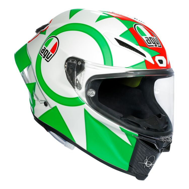 ec02c423 AGV Pista GP R Carbon Mugello 2018 Helmet - Cycle Gear