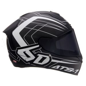 2251b11dfe3 Lightweight Carbon Fiber Motorcycle Helmets - Cycle Gear