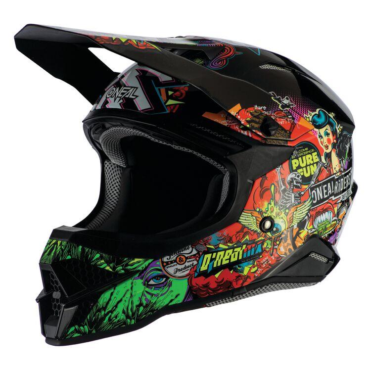 O'Neal 3 Series Crank Helmet