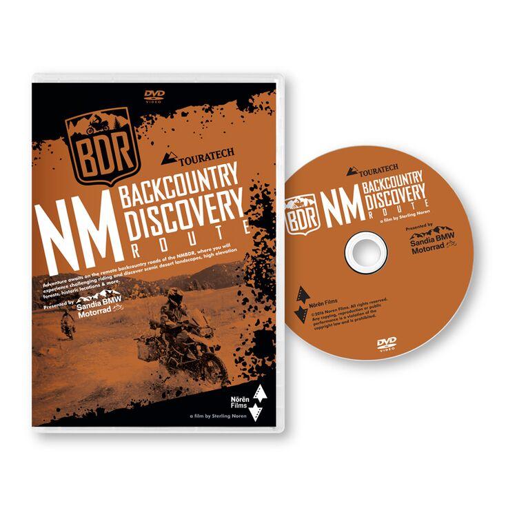 Butler Maps New Mexico Backcountry DVD