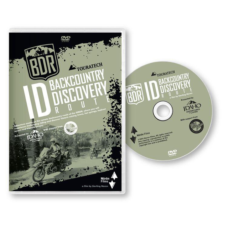 Butler Maps Idaho Backcountry DVD