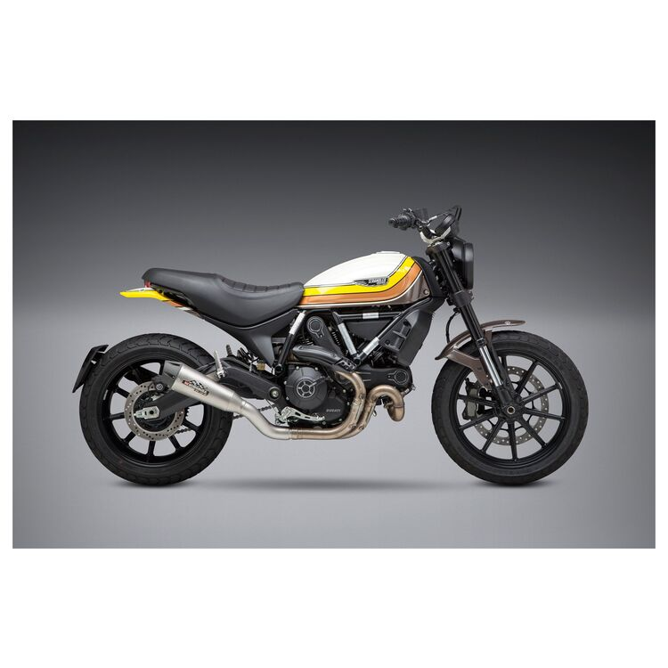 Yoshimura R-34 Race Slip-On Exhaust Ducati Scrambler 2015-2018