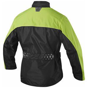 Tourmaster Sentinel LE Rain Jacket Hi-Visibility Yellow Extra Large XL