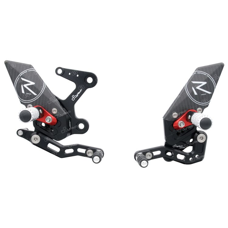 LighTech R Series Rearsets Kawasaki Ninja 400 / Z400 2018-2021