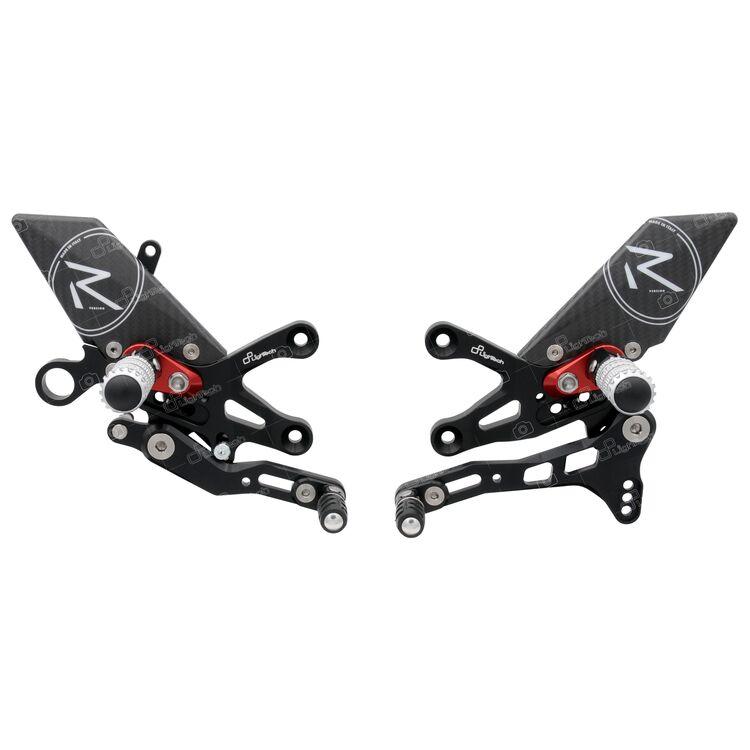 LighTech R Series Rearsets Ducati 899 / 1199 / 1299 Panigale