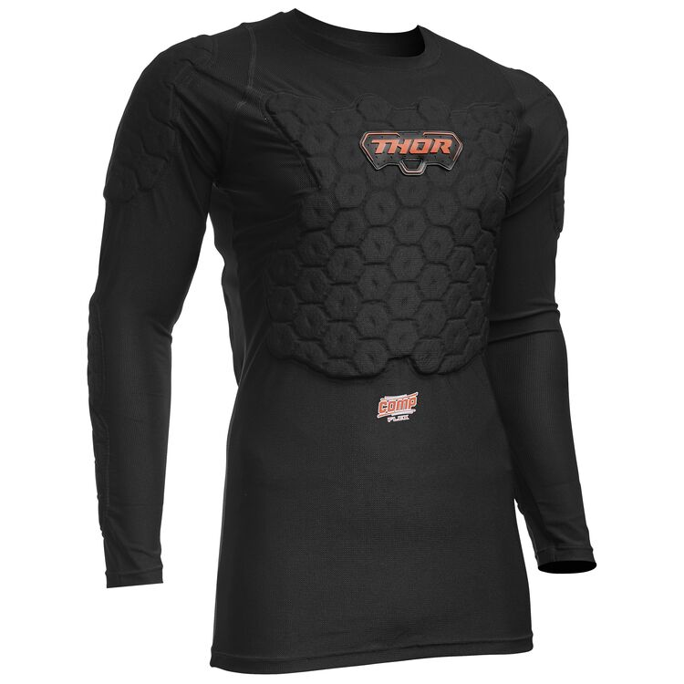 Thor Comp XP Long Sleeve Deflector