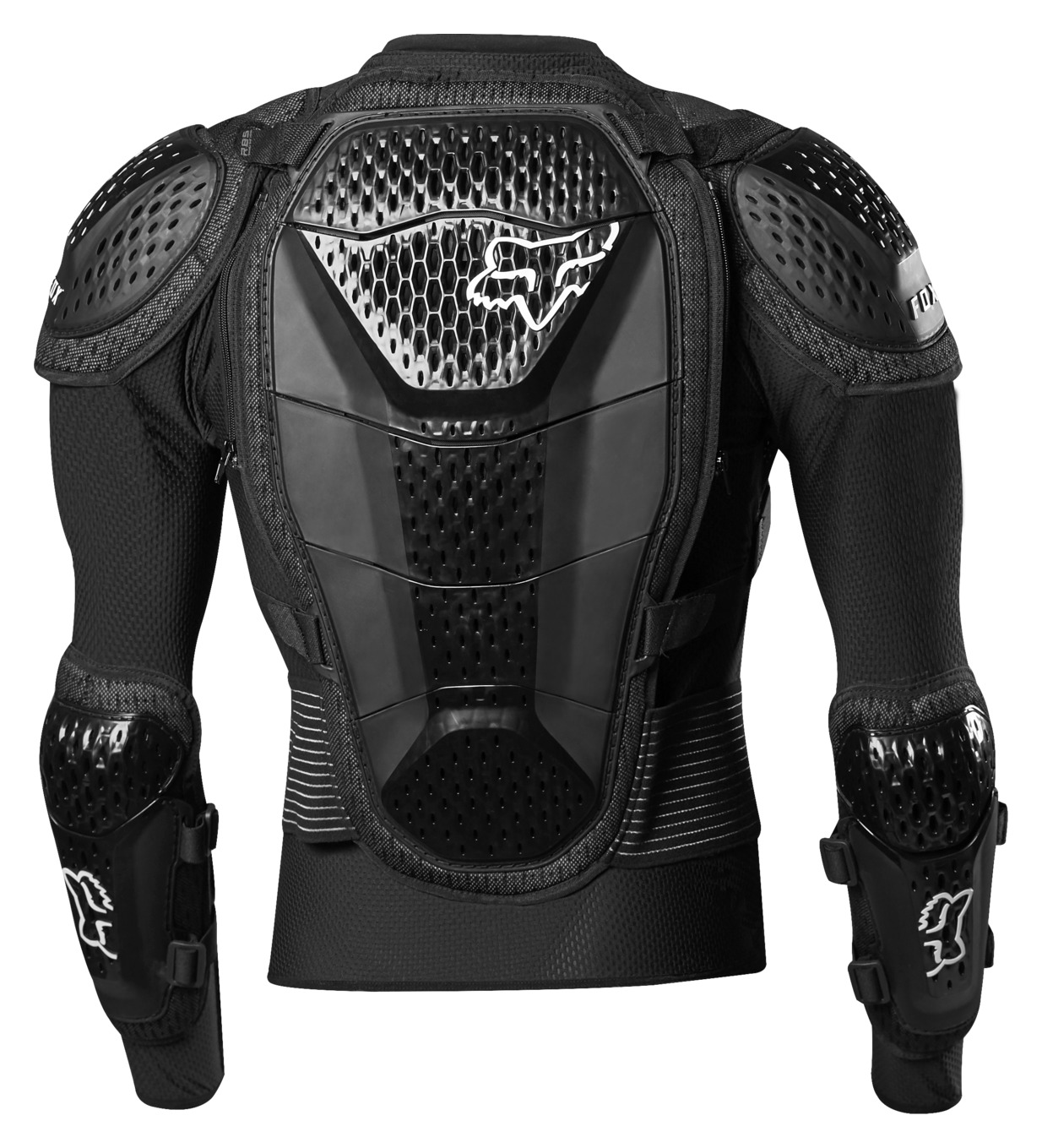 Black Fox Racing Titan Race Youth Elbow Guard MotoX Motorcycle Body Armor