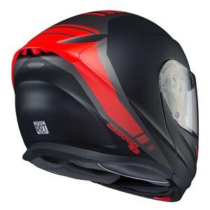 Choose Size Red Scorpion EXO-GT920 SATELLITE Modular Motorcycle Helmet