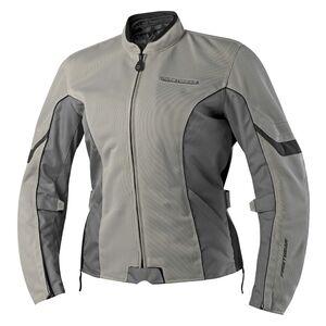 Alpinestars Womens Stella Wake Air Textile Street Motorcycle Jacket Large Black//Black