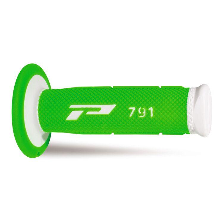White/Fluorescent Green