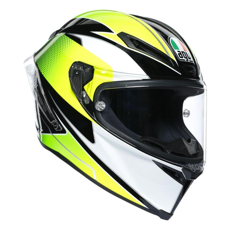 Black/White/Lime