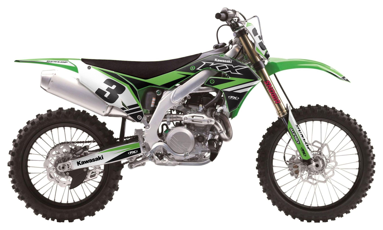 Kawasaki KLX110 2002-2016 Showe Front Wheel Bearing Kit