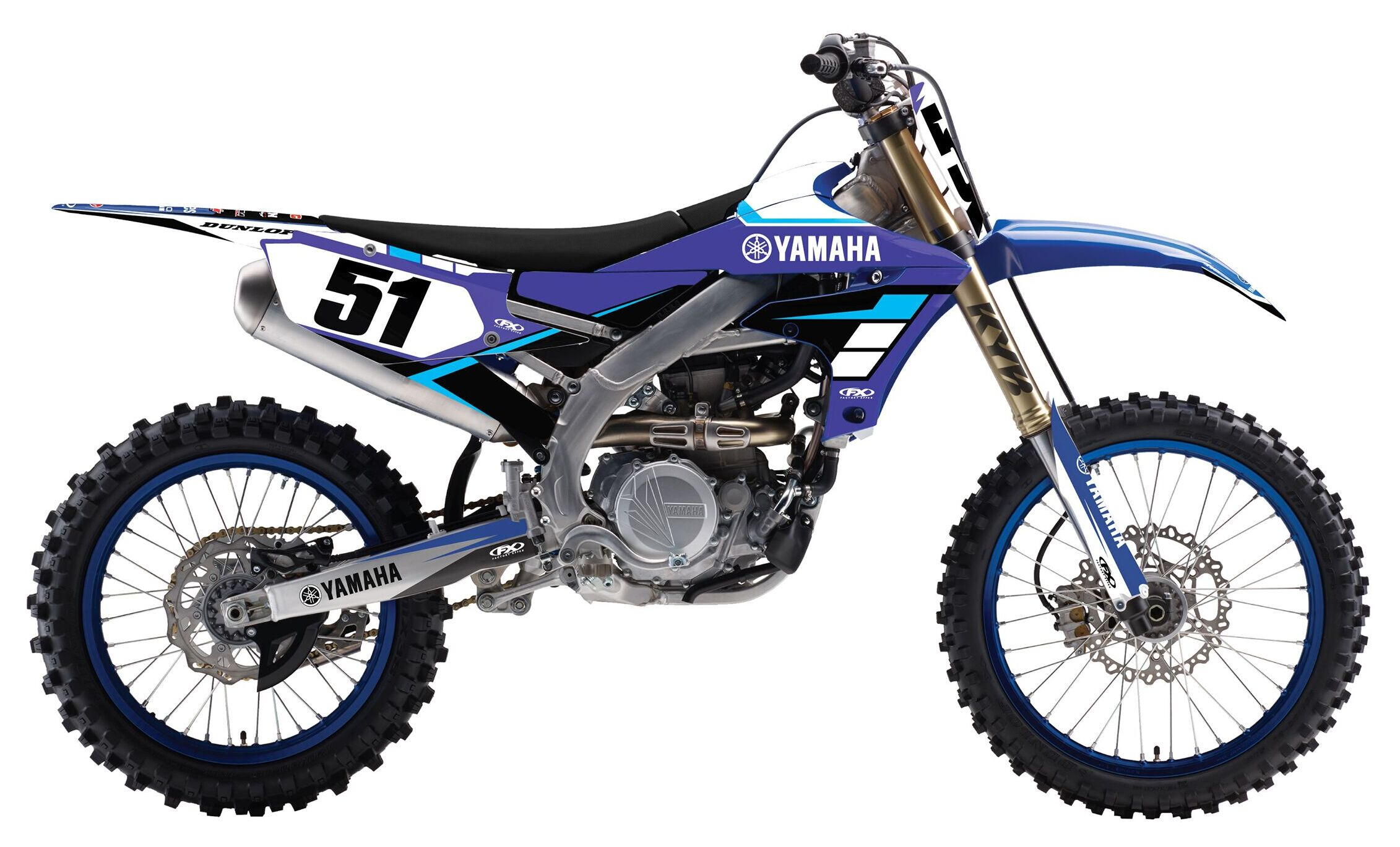 Factory Effex 18-11424 Shroud//Airbox Graphic Kit