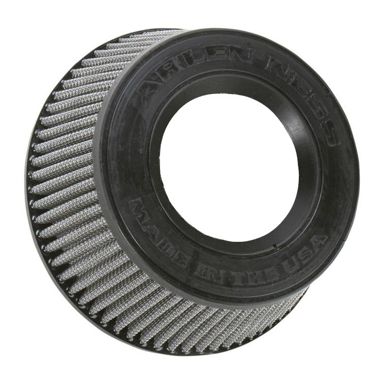 Arlen Ness Replacement Clear Tear Sucker Air Filter Element