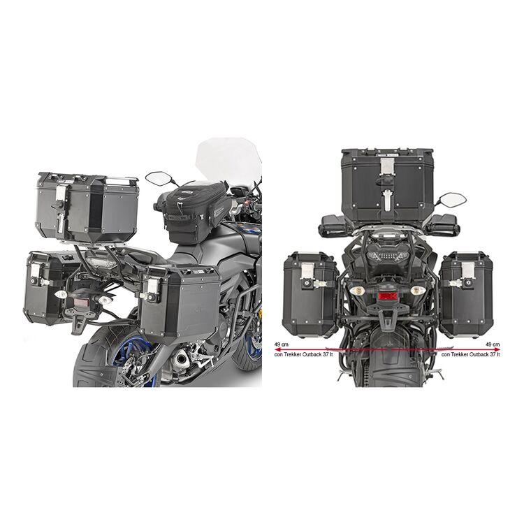 Givi PL2139CAM Side Case Racks For Trekker Outback Side Cases Yamaha Tracer 900 / GT 2019-2020