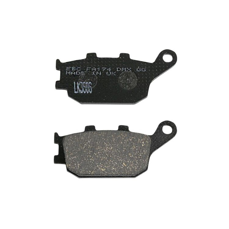 EBC FA197 Organic Front / Rear Brake Pads