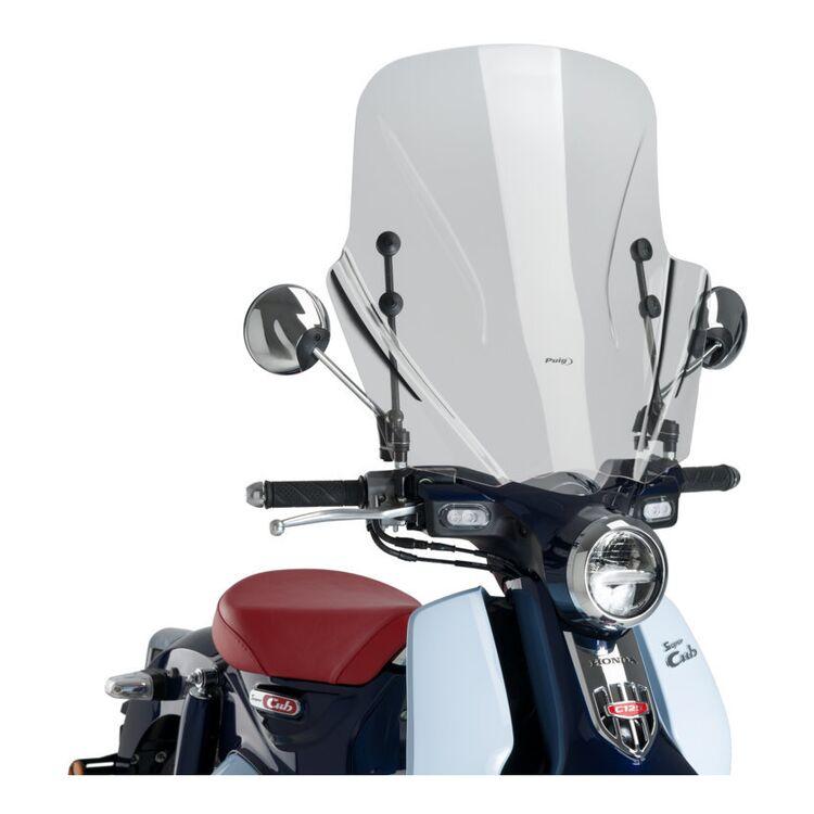 Puig T.X. Windscreen Honda Super Cub 2018-2019