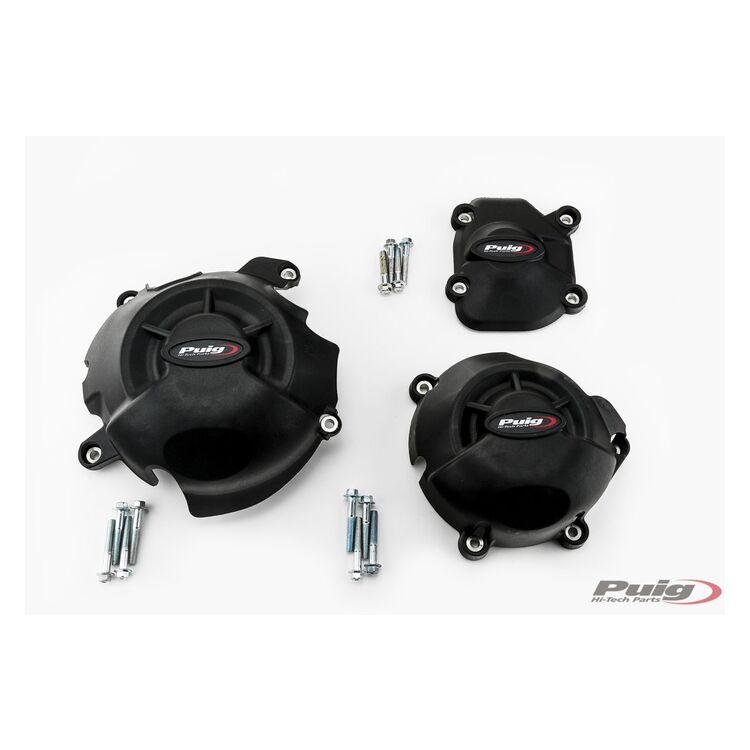 Puig Engine Cover Kawasaki Z800 2016