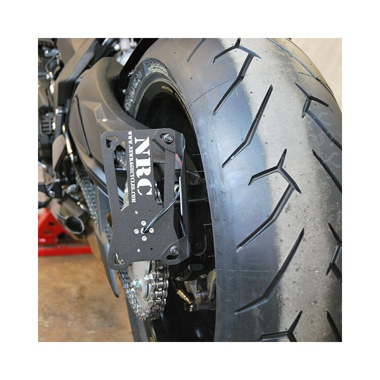 New Rage Cycles Side Mount License Plate MV Agusta Dragster 800 / RR 2019-2020