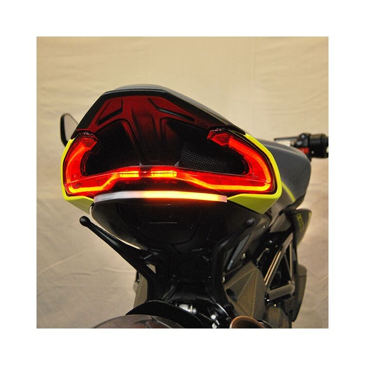 New Rage Cycles Rear LED Turn Signals MV Agusta Dragster 800 / RR 2019-2020