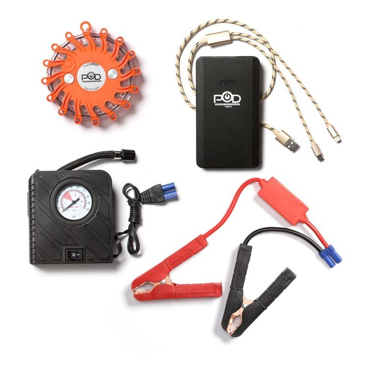 Trackside Safety Kit Powered By POD [Open Box]