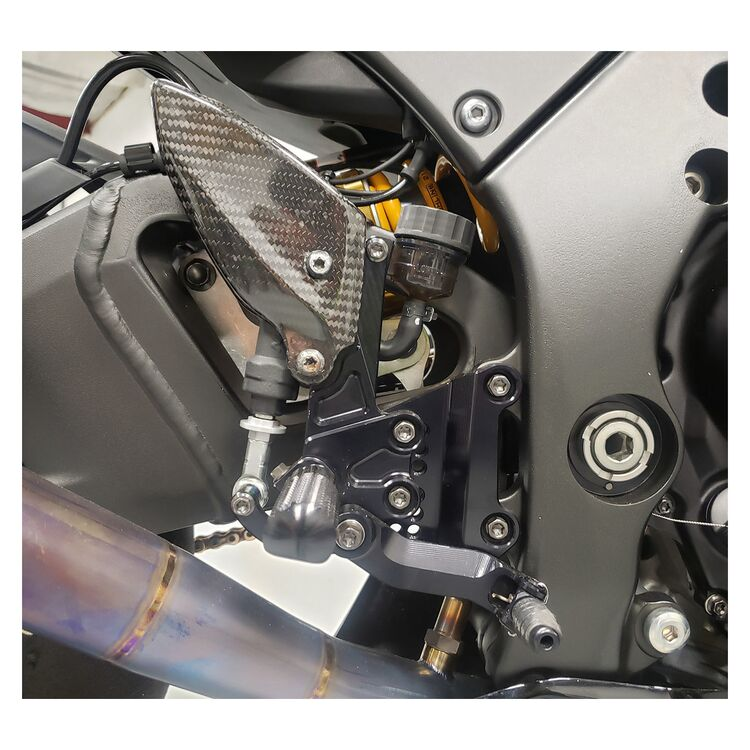 Graves Works Rearsets Kawasaki ZX10R / ZX10RR 2016-2021
