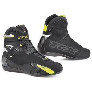 TCX 41 TCX Rook WP Black Bottes Moto