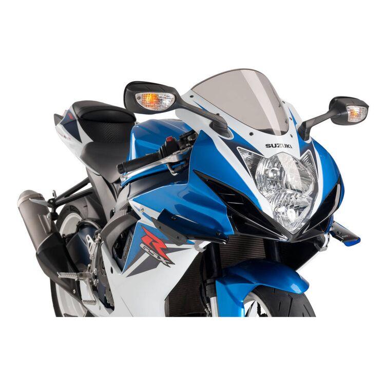 Puig Downforce Spoilers Suzuki GSXR 600 / GSXR 750 2011-2020