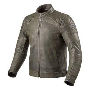 Icon Motorsports Merc Battlescar Mens Street Riding Cruising Motorcycle Jackets