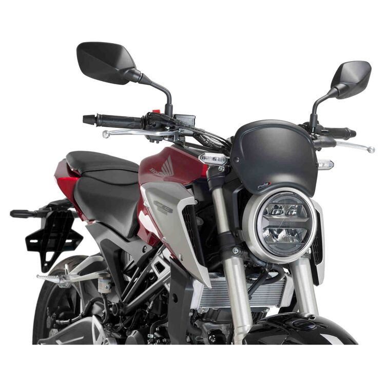 Puig Front Number Plate Honda CB300R 2019-2021