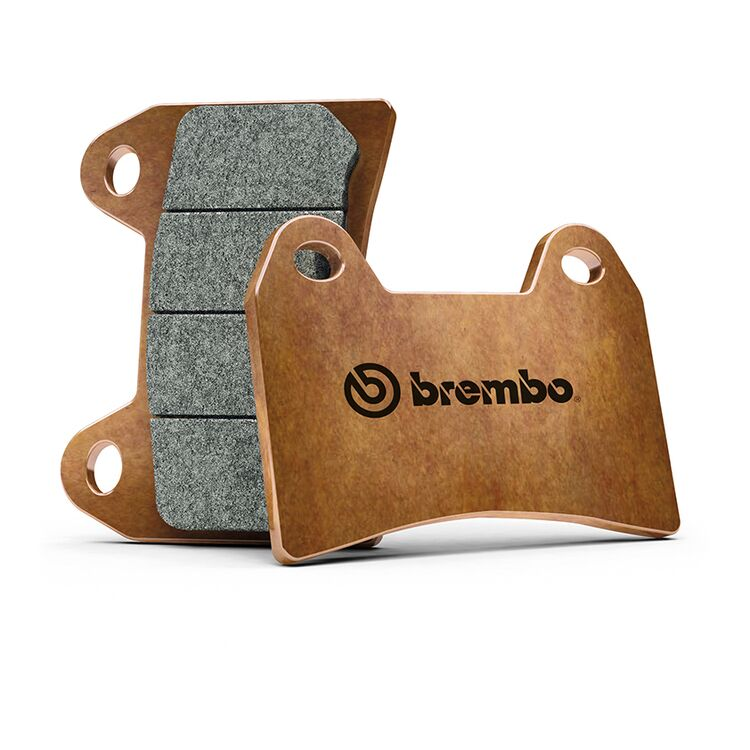 Brembo Z04 Brake Pads for M4 / M50 / GP4-RX / GP4-RS / 484 Cafe Racer Calipers