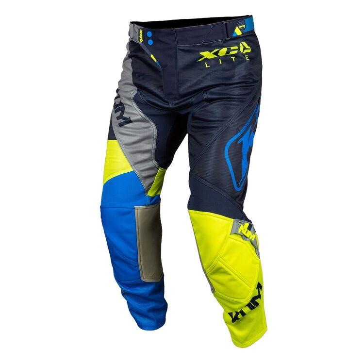 Blue/Hi-Viz Yellow