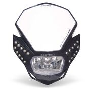 ACERBIS VISION LED 2 PC WATERPROOF SUIT IDEAL FOR MOTORCYCLE MOTORBIKE RIDING
