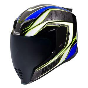 Qty of 1 NOS New Arai HJC Icon Helmet Visor Gear Plate Blue Replacement Screw