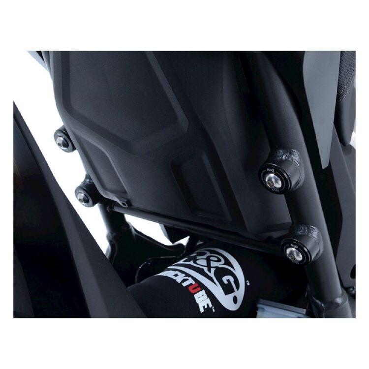 R&G Racing Footpeg Blanking Plate Honda CB300R / CB650R / CBR650R