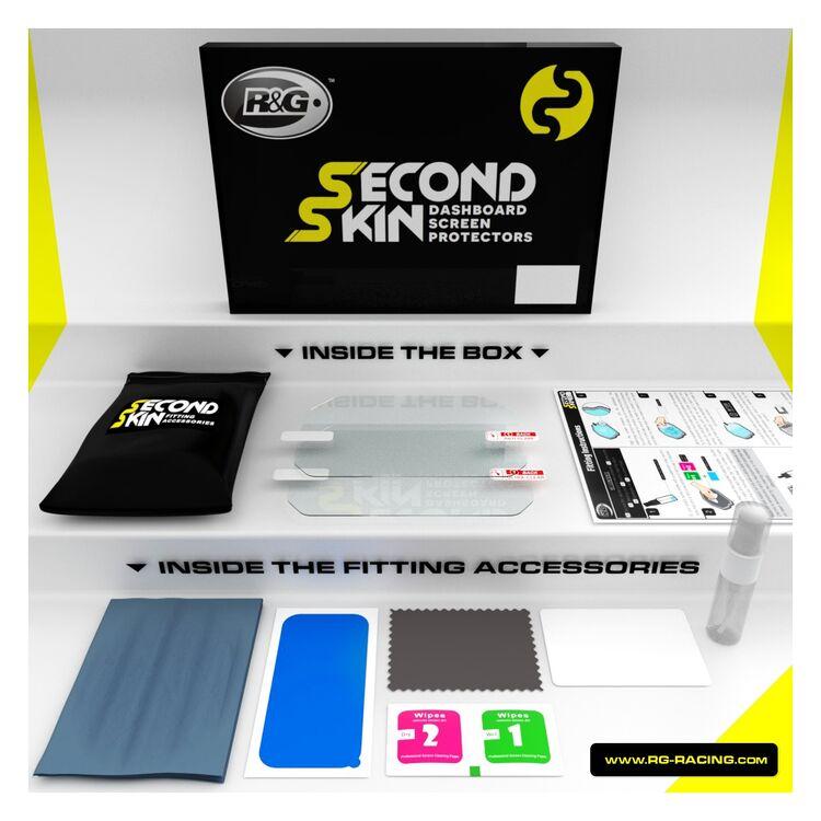 R&G Racing Dashboard Screen Protector Triumph