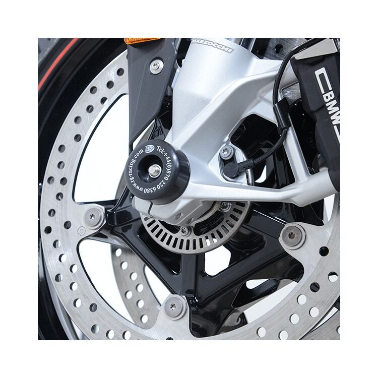 R&G Racing Front Axle Sliders BMW S1000RR 2020-2021