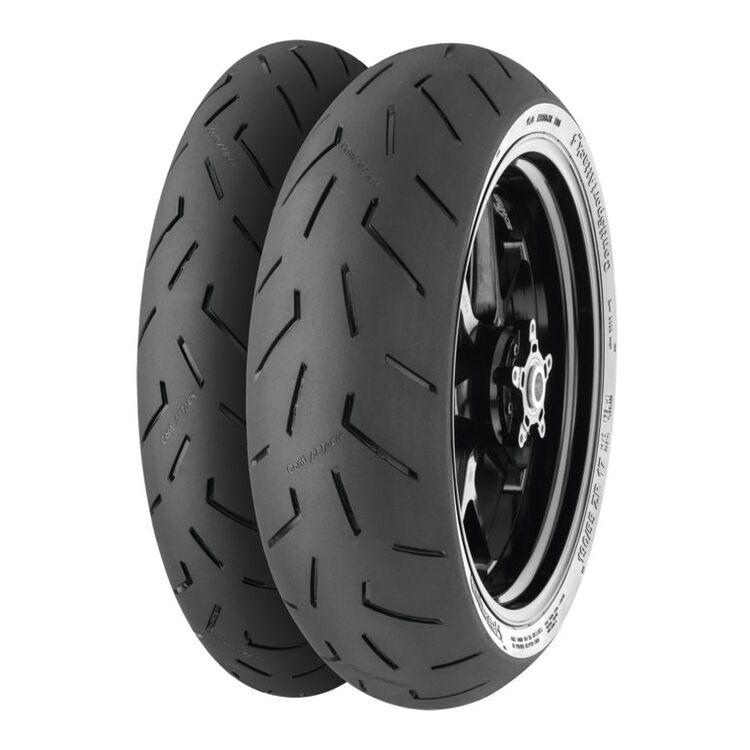 Continental ContiSport Attack 4 Radial Tires