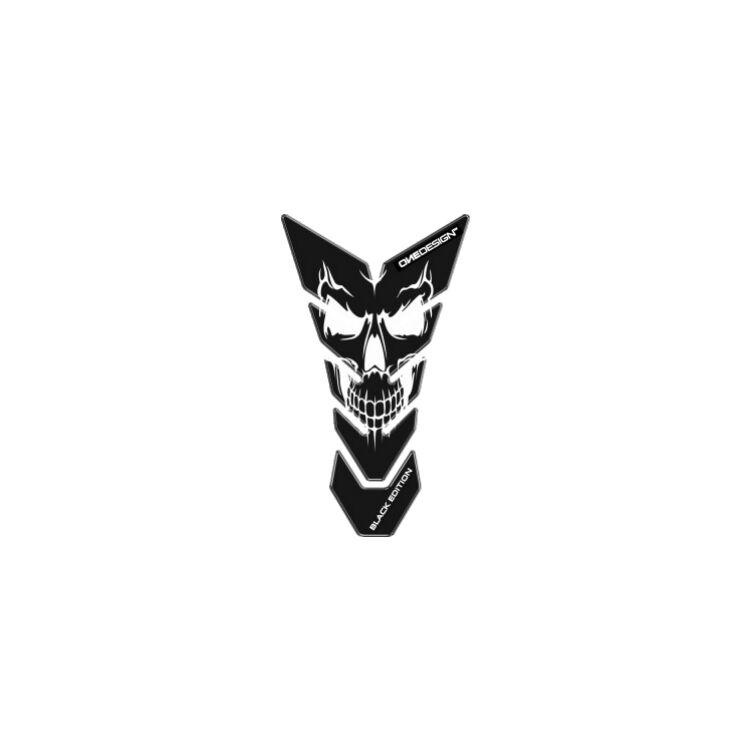 OneDesign Moon Black Edition Skull Tank Pad
