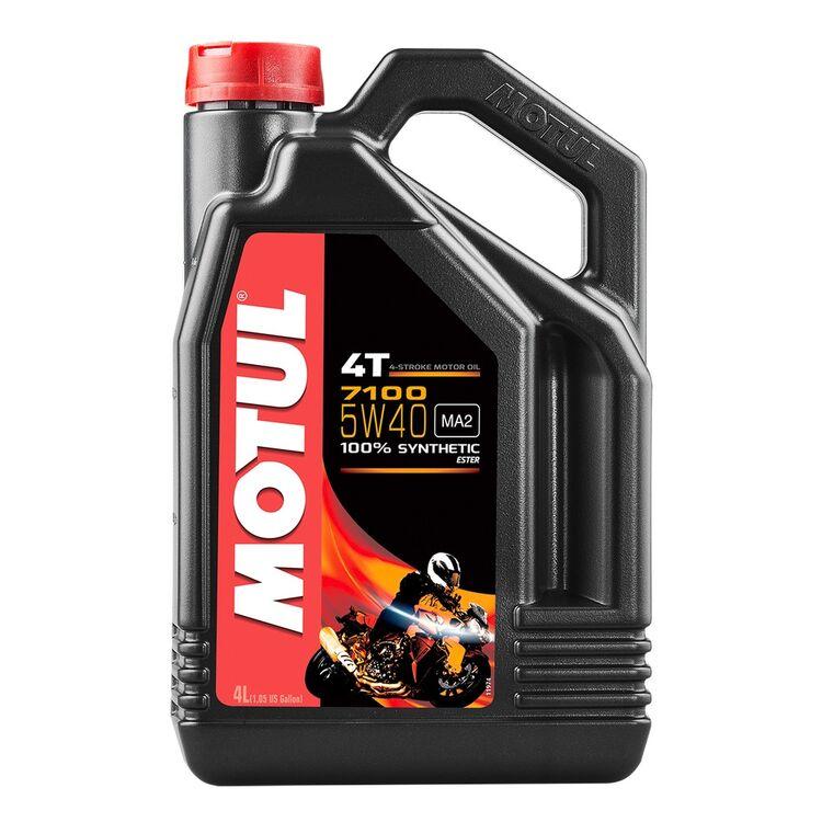 Motul 7100 4T Synthetic Engine Oil Promo