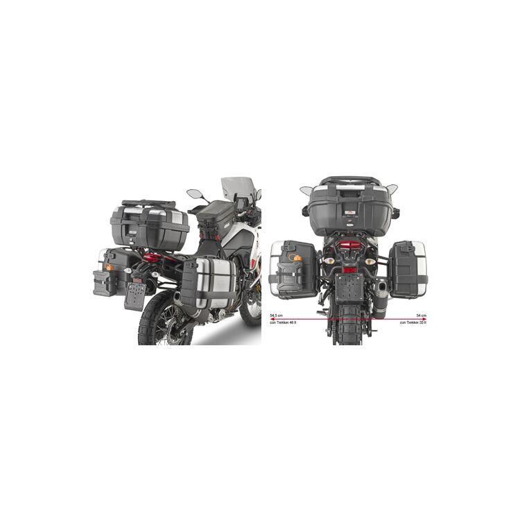 Givi PLO2145MK Side Case Racks Yamaha Tenere 700 2021