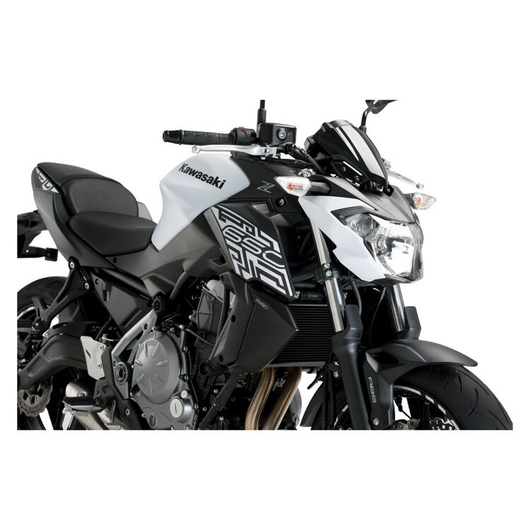 Puig Radiator Side Covers Kawasaki Z650 2017-2020